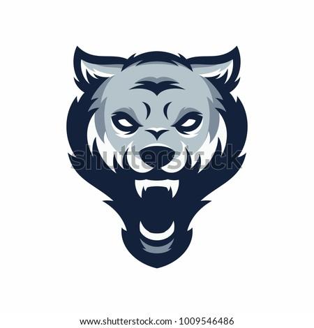 wolf logo stock images royaltyfree images amp vectors