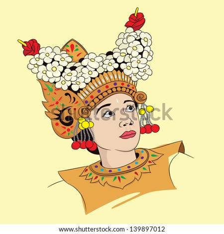 Indonesian Art Stock Photos, Illustrations, and Vector Art