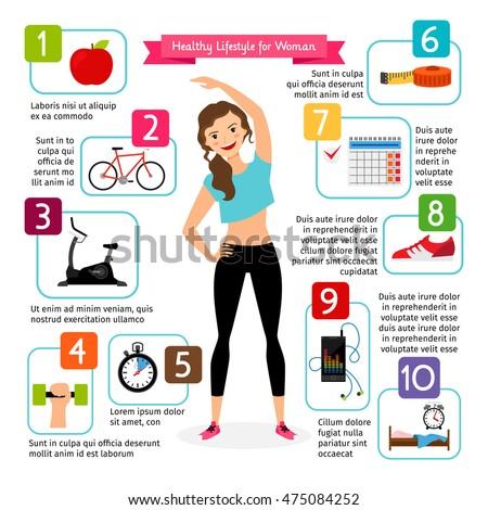 man healthy lifestyle infographics diet food stock vector Human Heart Chamber Clip Art Bloody Human Heart Clip Art