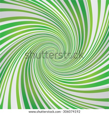 Wonderful swirling backdrop, spiral abstract background, colorful twist style. - stock vector