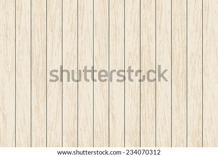 Wood texture background - Vector - stock vector