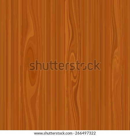 Wood texture. Vector illustration - stock vector
