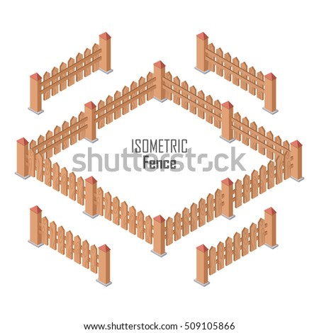 Farm Fence Clipart fence section stock images, royalty-free images & vectors