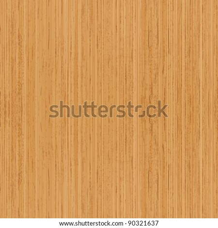 Wooden striped textured  background. Vector. - stock vector