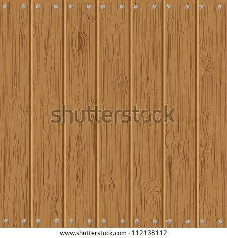 wooden texture for design vector illustration
