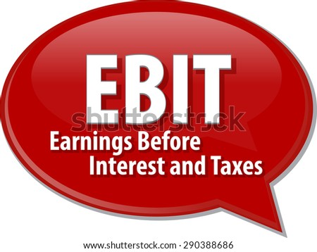 how to solve for ebit