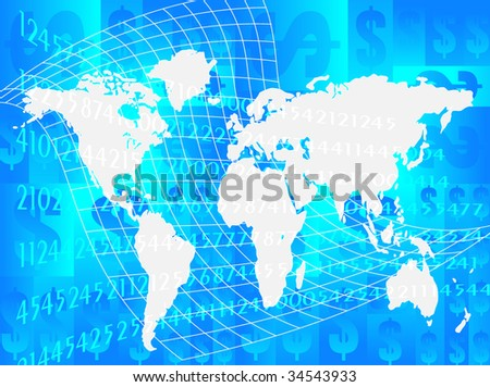World economy network