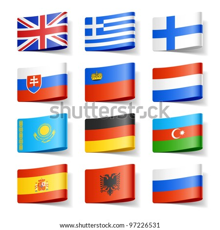 Flags Of The World Stock Images, Royalty-Free Images & Vectors ...