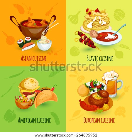 Cuisine stock photos royalty free images vectors for Conception cuisine snack