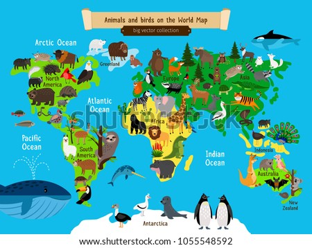 world map asia