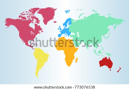 World map europe asia america africa stock vector hd royalty free world map europe asia america africa australia gumiabroncs Choice Image