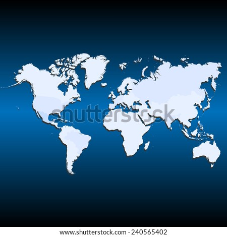 Stock images royalty free images vectors shutterstock world map icon great for any use vector eps10 gumiabroncs Choice Image