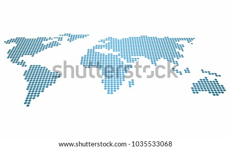 World map pixel graphic design background vectores en stock world map pixel graphic design background wallpaper gumiabroncs Image collections