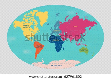 World map grid vector illustration stock vector 627961802 shutterstock world map with grid vector illustration gumiabroncs Image collections
