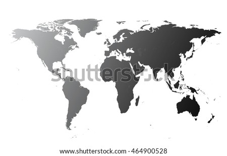 World map without borders vector illustration vector de world map without borders vector illustration flat design gumiabroncs Image collections