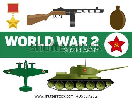 World War 2 Stock Vectors, Images & Vector Art | Shutterstock