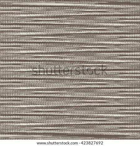 Wrinkled texture background. Abstract fabric. Vector design. - stock vector
