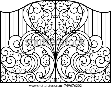 Door Grill Stock Images Royalty Free Images Amp Vectors