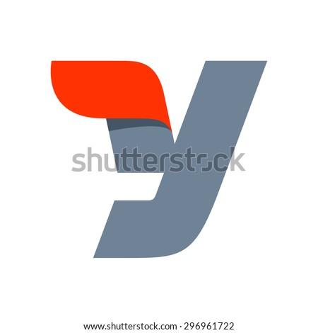 letter logo desi...Y Logo Design
