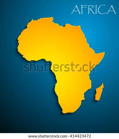 African Map Stock Images RoyaltyFree Images Vectors Shutterstock