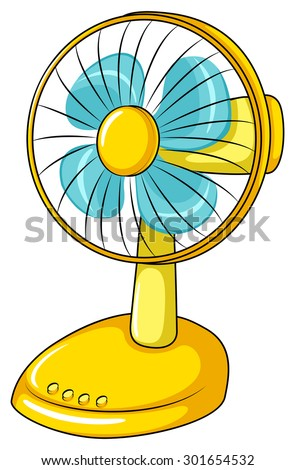 Electric Fan Vector Stock Photos Images Amp Pictures