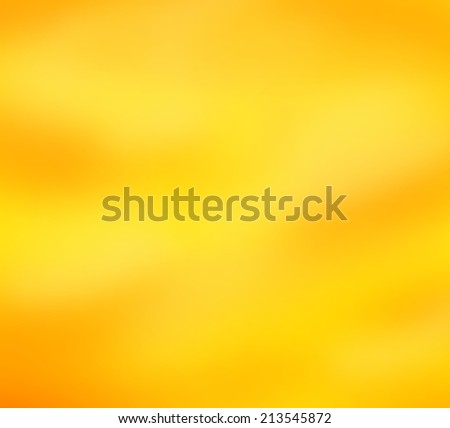 Yellow gold blurred background with light vector - stock vector