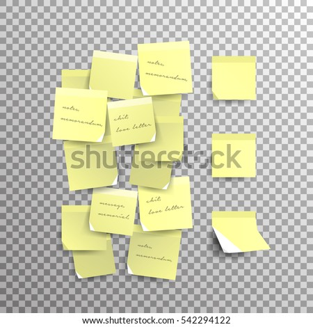 Sticky Note Isolated Stock Images, Royalty-Free Images & Vectors