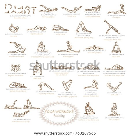 Yoga Workout Plan For Flexibility
