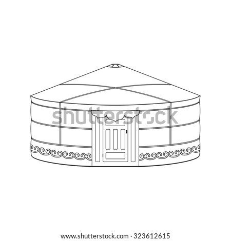 Interieur Maison Ronde in addition Larger Log Hogans additionally Floor Plans also Gatehouse likewise 2. on building a yurt home