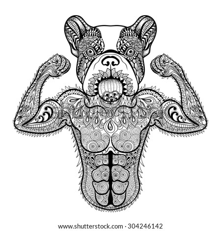 Bodybuilding Animal Stock Images Royalty Free Images