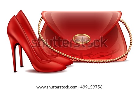 Red High Heels Stock Photos Royalty-Free Images &amp Vectors